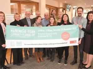 Community planning day to shape 'vision' for Maidenhead