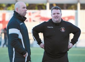 Baker says Slough Town are focused on reaching the play-offs, not winning the title
