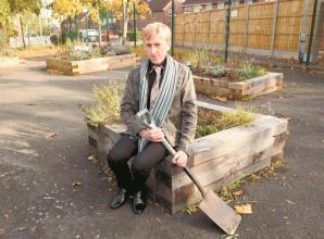 Call for volunteers to save Windsor Sensory Garden