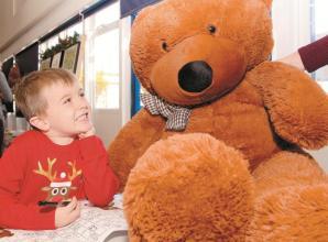 Christmas fair at Furze Platt schools raises nearly £10,000