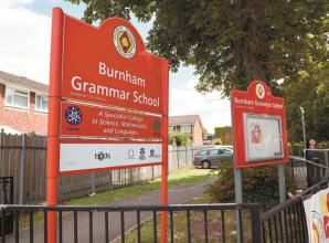 Burnham Grammar School rebuild given 'conditional permission'