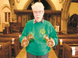 Burnham church bellringer to turn 90 this Sunday