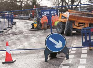 Shoppenhangers Road to remain closed for 'up to another seven weeks'