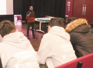 Training day held for aspiring community champions in Slough