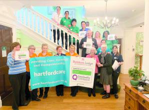 Burnham Lodge receives 'good' rating from Care Quality Commission