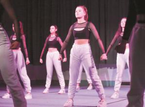 Newlands Girls' School perform annual gym and dance show