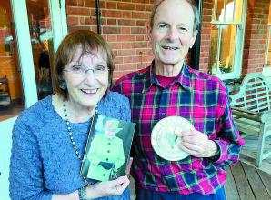 Retired doctor and nurse in Taplow celebrate diamond wedding anniversary