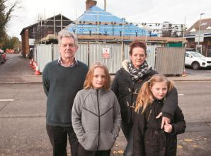 Bourne End cafe owners desperate for repair news