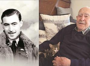 Former WWII pilot from Marlow dies aged 95