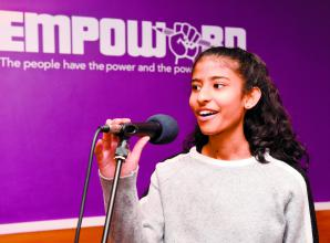 Empoword celebrates International Women's Day with poetry event