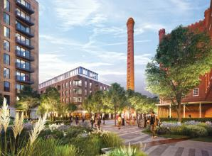 Housebuilder behind Horlicks Factory redevelopment to spend £5.25million on Slough regeneration