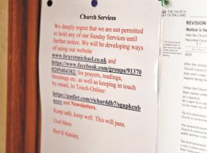 Religious services thrive online