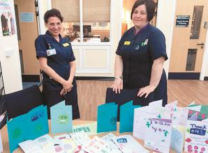 Hospital trust launches COVID-19 appeal to support patients and staff