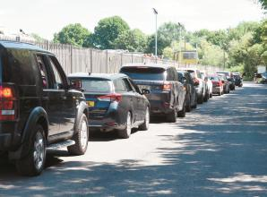 Re-opening of Stafferton Way recycling site causes congestion