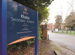 Education trust told it can no longer run Khalsa Secondary Academy
