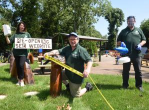 Thames Valley Adventure Playground launches fundraising drive