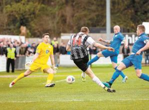 Magpies striker Whitehall's trial with Scottish Premiership club Kilmarnock