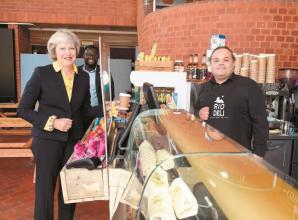 Rio Deli to open inside Maidenhead Library