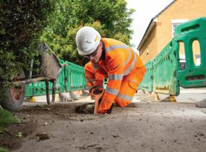 South East Water starts six months of works in Bray