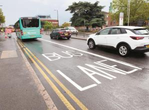Second petition to 'abolish Bath Road bus lane'