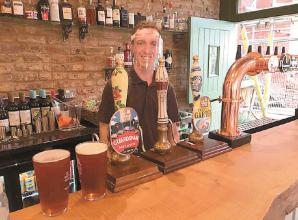 Pubs reopen with punters on best behaviour