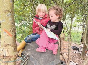 Forest preschool denied planning permission gets support of 1,350 residents