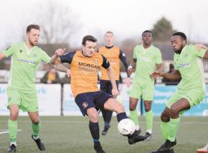 Slough Town confirm pre-season programme of friendly matches