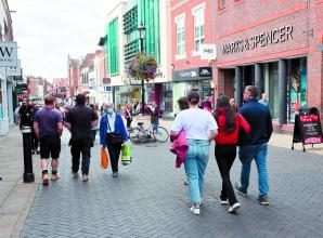 Town manager calls for 'Shop Out to Help Out scheme' as big retailers depart Windsor
