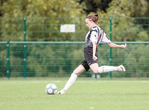 Halfacree believes Maidenhead United Women are heading in the right direction