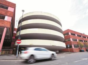 Nicholsons car park alterations praised by disability forum