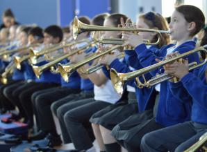 Berkshire music service receives £783k Government grant