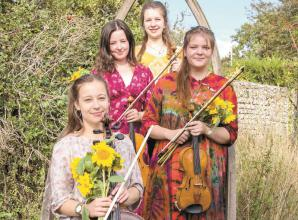 Maidenhead Music Society returns to live concerts with the Brompton String Quartet