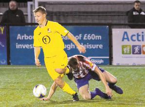 Sweetman: Holyport players have the right mindset to challenge once again for promotion