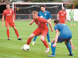 Richardson believes Flackwell Heath can challenge for the title, but doesn't want to jinx it