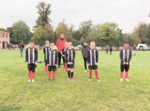 Youth football: Maidenhead United Juniors Galaxy u9s were out of this world