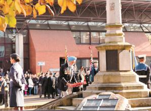 Remembrance Sunday conforms to COVID-19 guidelines