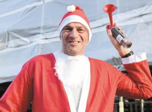 Dates changed for Santa fun run in Marlow