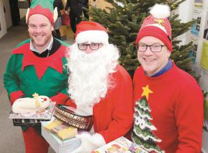 Bucks Council launches annual Christmas Present Appeal