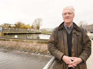 Maidenhead Waterways celebrates 'transformed' town centre canals and streams