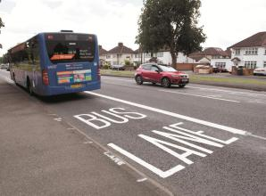A4 bus and cycle lane moves to 'peak-time only' hours from Friday