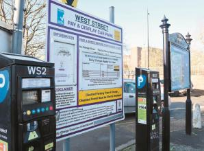 Royal Borough's free festive parking offer receives backlash