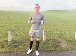 Burnham man takes on ultra-marathon to fundraise for teenager battling cancer