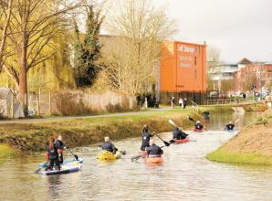 Maidenhead Waterways to receive maintenance funding