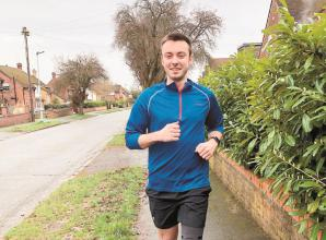 Maidenhead man running the length of the UK on local streets