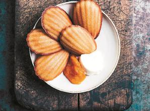RECIPE: Manuka honey madeleines recipe