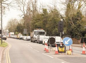 Viewpoint: Oldfield Road traffic lights causing tailbacks