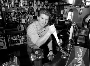 Remember When: World Cup winner Alan Ball took over a pub in Berkshire