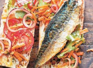 RECIPE: Istanbul's famous mackerel sandwiches recipe