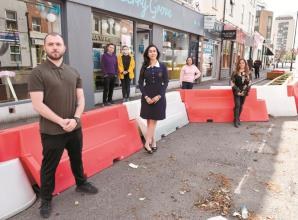 Action taken in Bridge Street after firms complain about parking bay suspensions