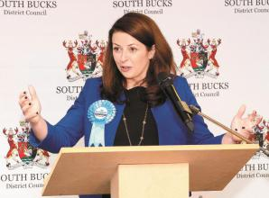 Joy Morrissey MP hits back after receiving backlash for Queen portrait campaign